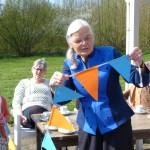 Afscheid organiste Josefine Boevee op 9 april 2017